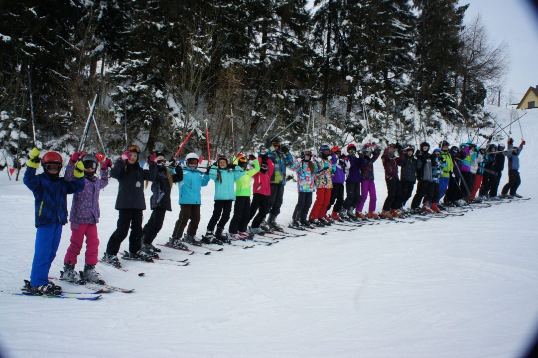 Obóz narciarski – Małe Ciche